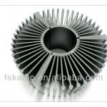 KB-H1434 Black anodized heat sink-KB-H1434