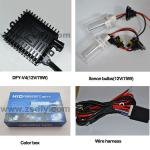 Factory Wholesale High quality DFY-V4 12V75W Xenon HID kits Digital Ballast kits-DFY-V4 (Newest Canbus 75W HID)
