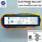 Linear Fluorescent Light Tube T5 Electronic Ballast(UL, CSA Approval)-2T554P120-MH