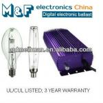 120V 240V 400W 600W 1000W digital ballast for HPS MH lamps-HPS/MH-1000W-DD
