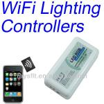 Wifi Controller with iOS/Android smartphone control for led strip-FUT20C000