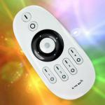 2.4G Touch Screen Dimmable LED Remote Wireless RF Controller-FUT07