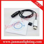 USB Software Controller Wireless DMX Controller DMX512 Light Controller-JM-C15