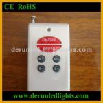 Shenzhen Manufacture remote control wireless led lighting with CE&RoHS-DR-LED controller