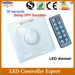 CE ROHS LED DIMMING remote control IR led dimmer switch-JM-T3