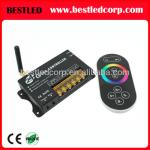 2.4G RF Wireless LED RGB Controller, for RGB LED Strip Tape Light-BL-RF201