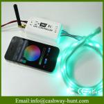 Android and IOS system LED RGB controller with WiFi remote control-CY-0372