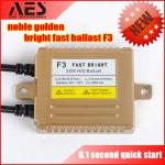 Newest arrival! DLT 35w golden bright fast start hid ballast-Independent