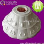 NEW plastic Lamp Holder E27 (826W)-826W