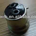 Manufactory Price solder free B22 lamp base,bulb socket-B22