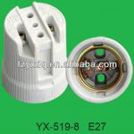 519 porcelain fluorescent lamp holder-519