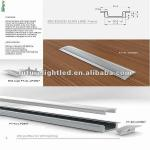 LED Aluminum profile for led strip-FT-AL-LP2507
