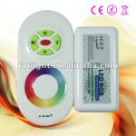 DC12~24V 2.4G RGB dimmable LED strip light,4 wire touching controller with remote-FUT20RGB
