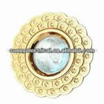 Zinc alloy ceiling spot light covers-741