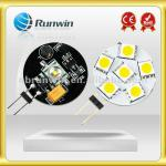 6SMD Aluminum PCB board LED LAMP CUP-6SMD