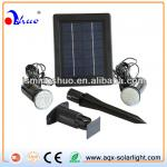 2W Solar Power with E27B30 Lamp Cup,Indoor Rechargeable Lighting System-MSD 03-01-2  2W