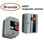 ADS7 magnetic electric starter star delta starter Direct-on-line, flush mounting, with isolator-ADS7