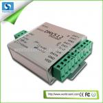 DMX512 decoder for ws2811 full color strip-HC-DMX512-DECODER
