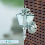 square stainless steel garden light fixture wall lamp-5017