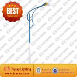High Quality Single Arms Lighting Poles/Outdoor Lighting Poles/Lamp Poles-CY-DBD-02