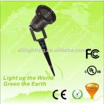 solar garden lighting pole light-AL-GL-001