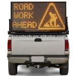 Vehicle mounted variable message sign-DN-VMV1A-C1