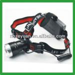 350 Lumen High Power Cree t6 LED Headlamp-ZYH002-2