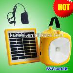 Portable Led Solar Lantern Solar Led Lantern With Mobile Phone Charger-SVL002K