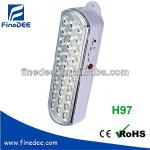 Rechargeable Emergency Lamp, LED emergency Lamp-H97