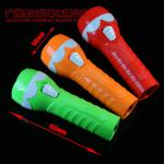 rechargeable torch plastic torch led rechargeable torch vf-9905-vf-9905