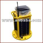 solar obstruction lights-