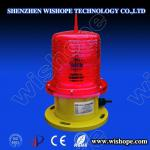 Red LED FAA Type B Aviation Obstruction Lights-WS-MI05B-P