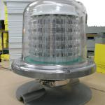 Medium Intensity L-864 Red LED Obstruction Light-EOL-15-L864