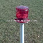 Solar Airport obstruction light (Widely installed on Ships,Boats,Yacht and all kinds of Buoys)-DWS-302