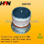 Adjustable Intensity obstruction light for towers-HAN700