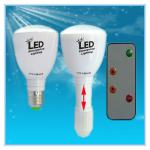 LED remote control lamp! 4w 340lms emergency charging lamp-YJ-E01C
