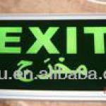 Welfare hot sale emergency EXIT sign of model MY-BAE-MY-BAE