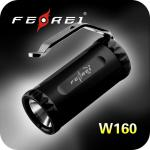 2013 FEREI high-end quality underwater Subersible high power CREE LED search lights, LED diving flashlights Ferei W160-W160