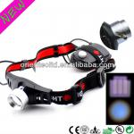 LED LENSER Zoomable XPE Q5 XML T6 cree led headlight-OT-H802