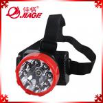 0.5W + 8LED Three Ways Rechargeable Head lamp-YD-3309