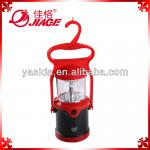 small plastic rechargeable led camping lantern with torch cheap-YD-7737