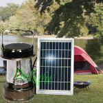Camping Lighting Using Solar Rechargeable Lantern (DL-SC22)-DL-SC22