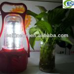 New designed portable rechargable led solar indoor lantern light-ES-SLED35