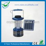 Solar Powered solar lantern with lithium battery.6V/70 mA Solar Panel.36 LEDs-ZT-3805L