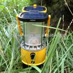 Taida SL-601 LED USB socket output solar lantern for camping-SL-601