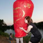 large sky lantern with large logo for advertising-LL170011