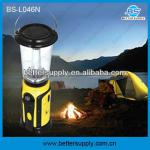 2013 Hot Sale Portable Camping Light with Mobile Phone Charger and FM radio-BS-L046