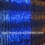 led curtain lights copper wire string UL led christmas light-KY-CURTAIN