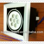 high quality super bright 7W 3D LED down light-SM-DLSYM005