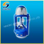 led rechargeable lantern with fan-